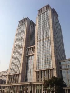 Fudan University, huvudbyggnaden