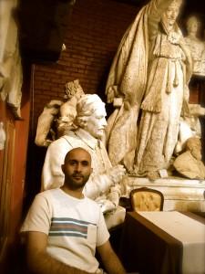 """Art restaurant  """"Canova Tadolini"""" Rome, Italy"""